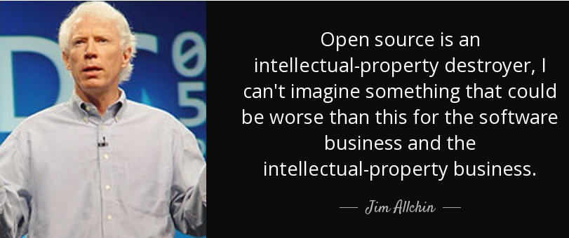 jim allchin open-source