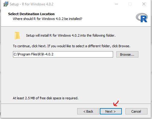 Download R 4.0.2 for Windows